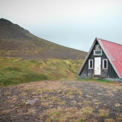 (Abandoned?) cabin on the Snæfellsnes peninsula